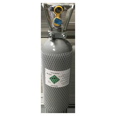 CO2 Flasche 2kg Eden Wasserspender Kohlensäure Büro