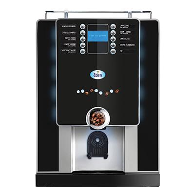 Kaffeevollautomat mit bohnen Grande Professionale