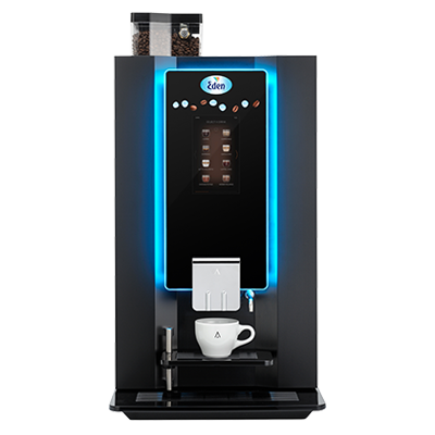 Kaffeevollautomat mit bohnen OPTIBEAN 3 TOUCH XL Kaffeeautomat Büro
