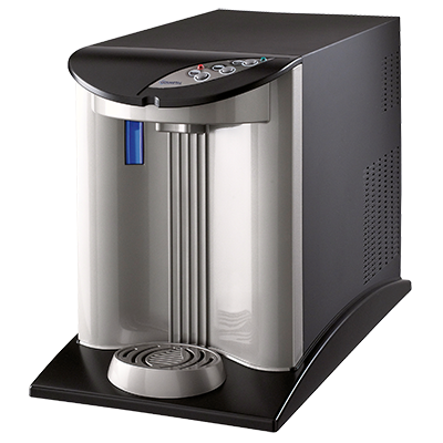 Wasserspender mit Festwasseranschluss J-CLASS kalt Kohlensäure CO2 Büro Kauf Leasing