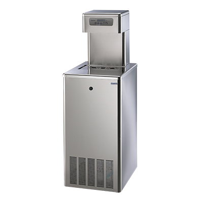 Wasserspender mit Festwasseranschluss NIAGARA Kohlensäure CO2 kaufen leasing