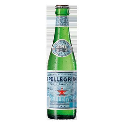 S.PELLEGRINO 0,25 L