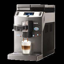 Kaffeevollautomat mit bohnen Saeco Lirika OTC Kaffeemaschine Büro