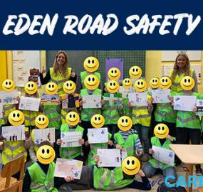 Eden Road Safety - Auch in 2020!