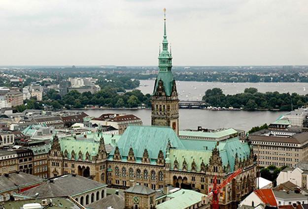 Wasserspender in Hamburg