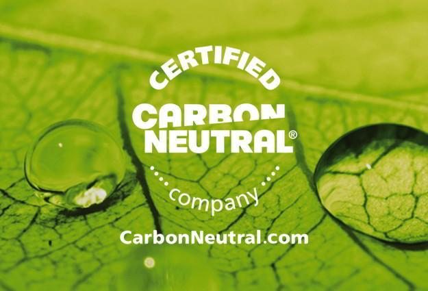 leitungsgebundenen Wasserspender - carbon neutral