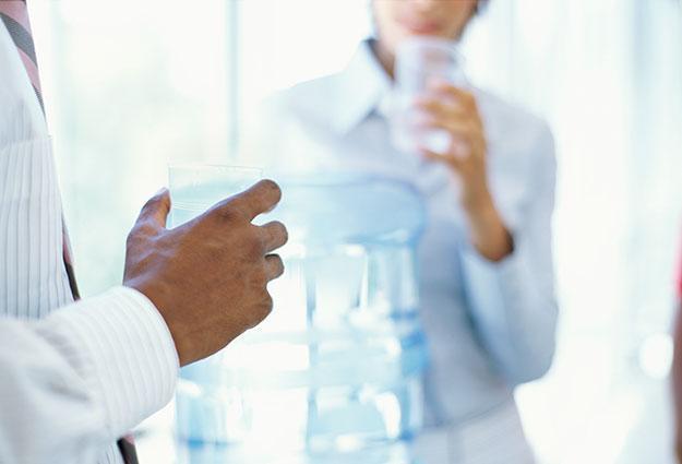 Wasserspender Firma